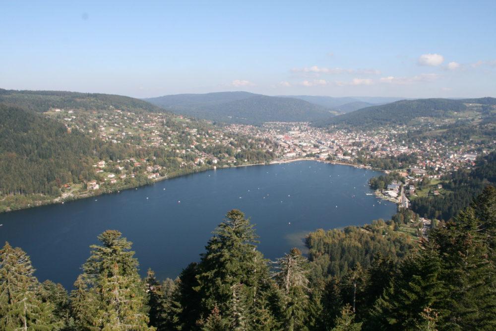 Gerardmer et son lac